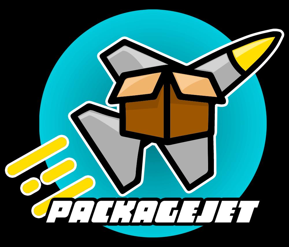 Package Jet Logo